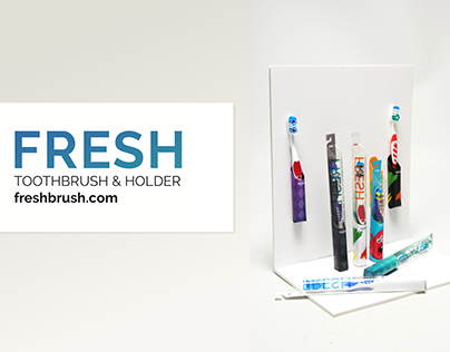 Package Design - Multi-Demographic Toothbrush