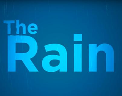 "Missy Elliot ""The Rain"" - Kinetic Typography"