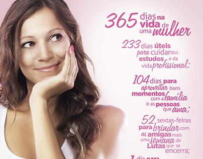 Pátio Gourmet - Outubro Rosa