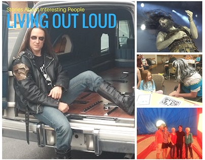 Living Out Loud: Stories About Neato People