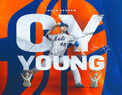 LGM | A New York Mets Brand Redesign