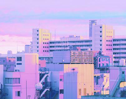 JAPAN PASTEL MAZE