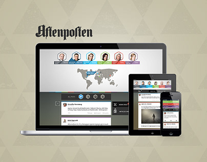 Correspondents World for Aftenposten