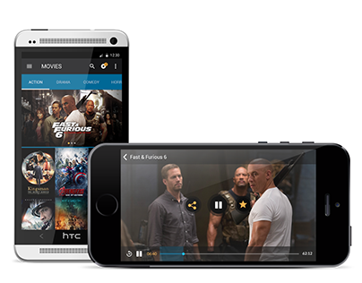 Digisoft.tv - Video on Demand app