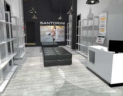 Render / Adecuación Tiendas Clásicas by SANTORINI