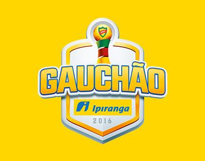 Logo • Gauchão Ipiranga 2016