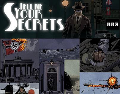 BBC IWonder: Tell me your secrets.