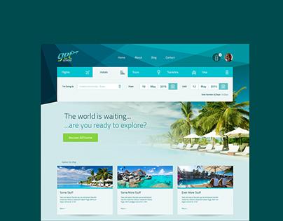 GETCentre Web Application UI