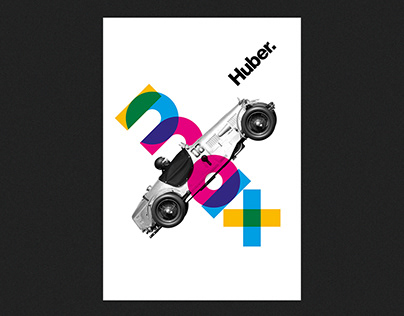 Huber poster scollection