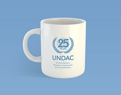 UNDAC 25th Anniversary - Website and Branding