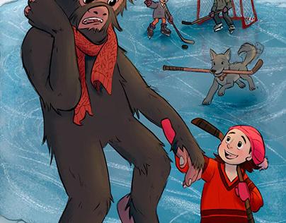 Yeti Ice Hockey