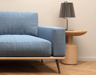 Render Furniture