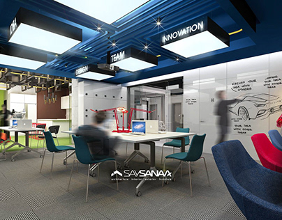 Start-Up Marketing Space (SMS) office
