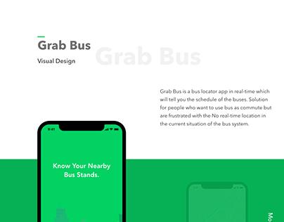 iOS: Grab Bus