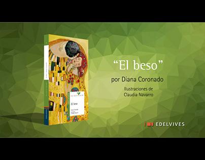 BOOKTRAILER: El beso