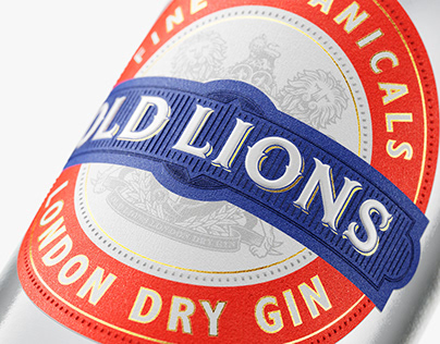Old Lions Gin