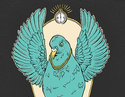 The pigeon religion