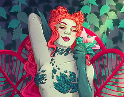 Gotham Gals #2: Poison Ivy
