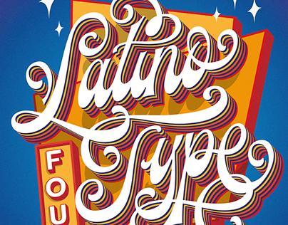 Latino Type T-shirt