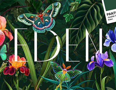EDEN. Fresh trend!