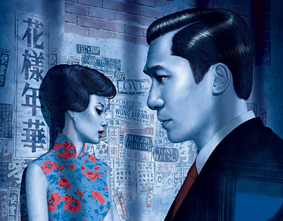 In The Mood For Love - Alternative Movie Poster