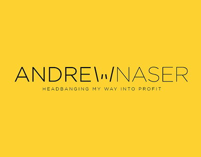 AndrewNaser Logo