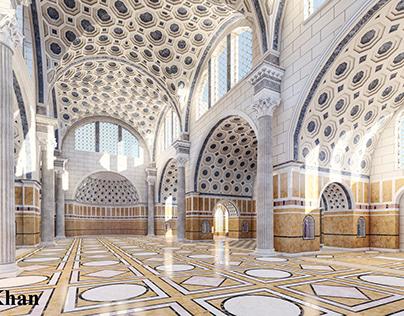 Digital Recreation of Basilica of Maxentius