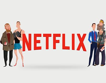 Netflix - Fathers Day