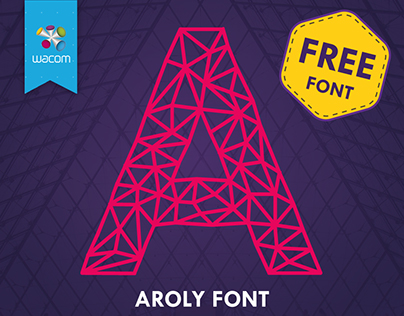 AROLY ( FREE FONT )