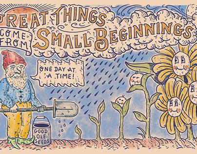 Promotional Postcard John Micheal Kohler Art Center