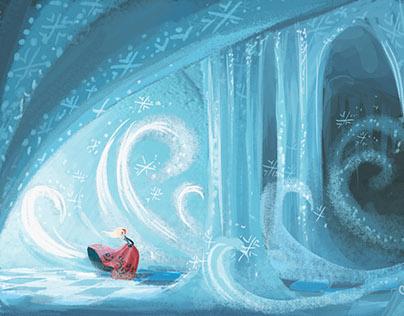 Frozen: Visual Development Art