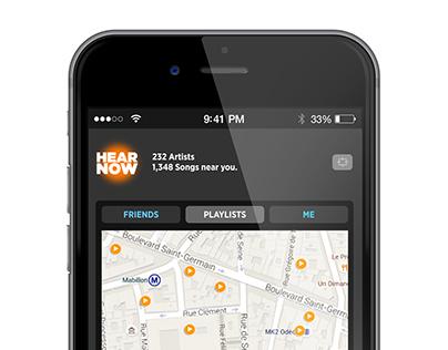 Hear Now iPhone App