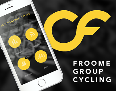 Froome Group Cycling