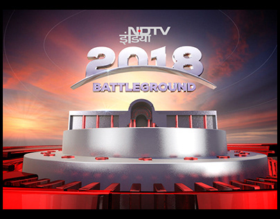 5 State Election - 2018 - NDTV
