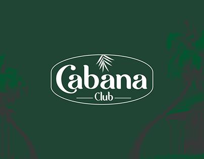 Cabana Club Branding