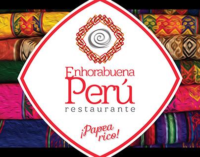 Enhorabuena Perú