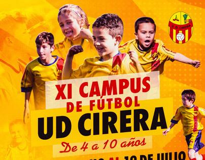 XI Campus de Fútbol UD Cirera 2019