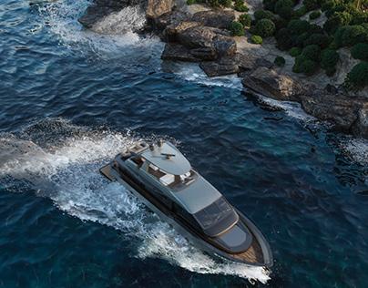 Yatch Design / Versilcraft Challenger / İzmir