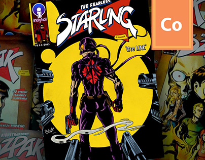 The Line | Fearless Starling #2.3 comic