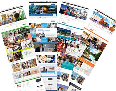 Holiday Inn® Brands & Hotels - 2016 Websites Redesign