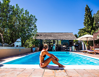 Villa Tiger Roses Ibiza