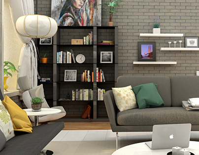 SF Brownstone Apartment // Residential