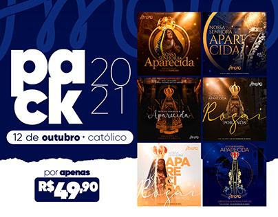 PACK013 | NOSSA SENHORA APARECIDA 2021 (à venda)