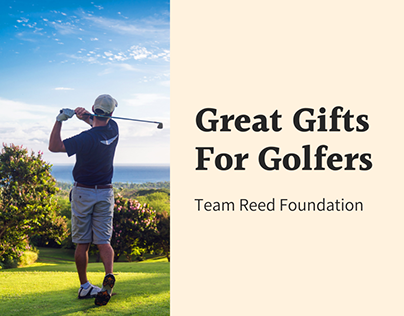 Great Gifts For Golfers