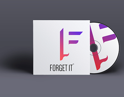 Forget It - Logo for a Music Band