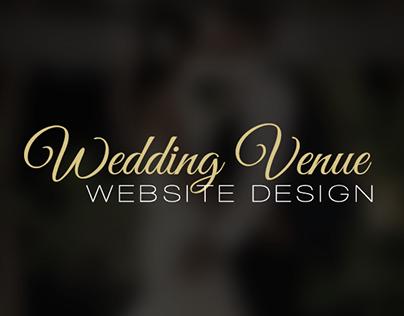 Venue Website Design - Diep in die Berg