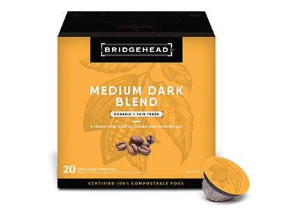 Bridgehead K-Pod Packaging