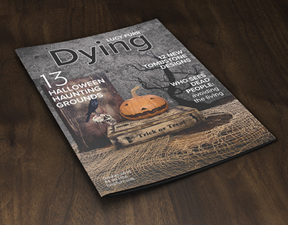 Dying Magazine Project