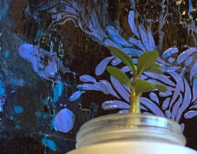 Recycle artwork