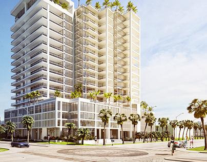 Apartment Building in Sarasota